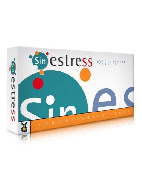 Sinestress Tegor - 30 comprimidos