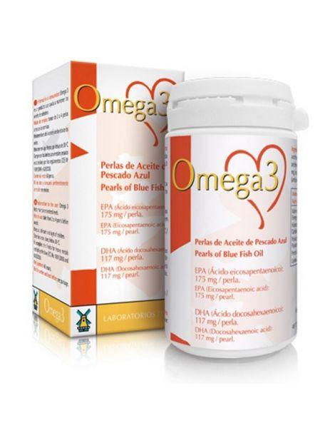 Omega 3 Tegor - 60 perlas