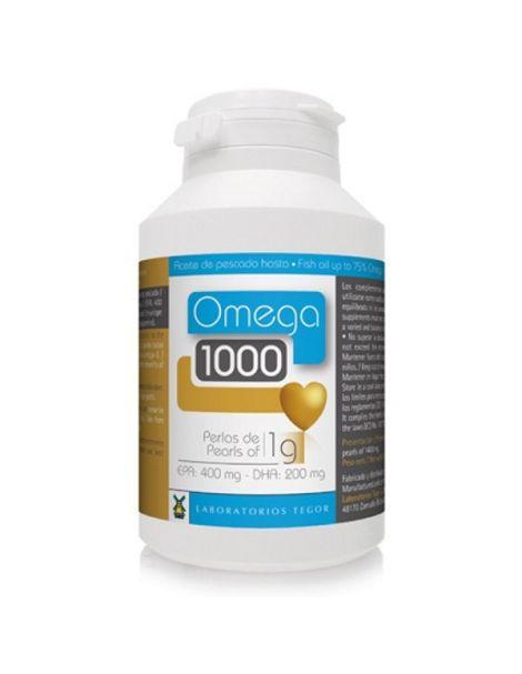 Omega 1000 Tegor - 120 perlas