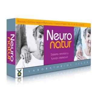 Neuronatur Tegor - 40 cápsulas