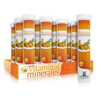 Multivitaminas y Minerales Tegor - 20 comprimidos