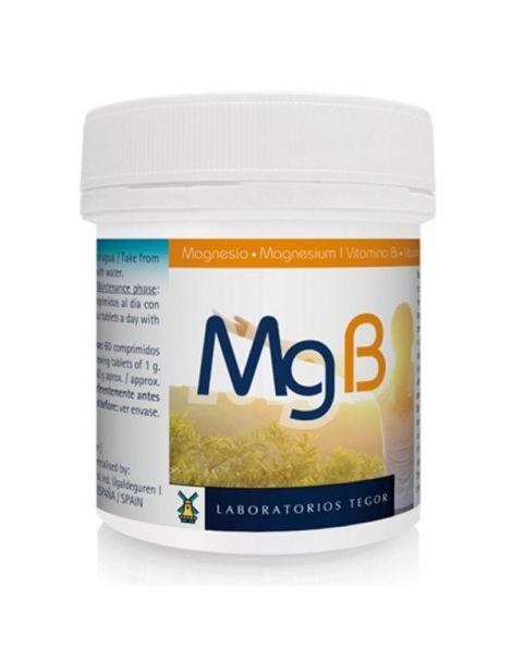 MgB Tegor - 60 comprimidos