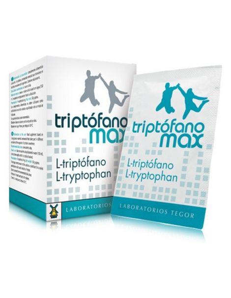 Triptófano Max Tegor - 14 sobres