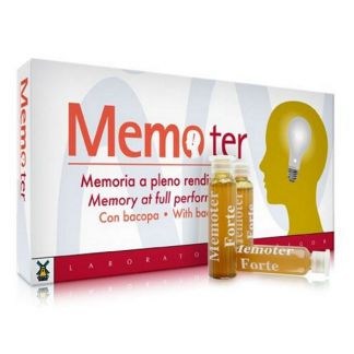 Memoter Tegor - 20 viales