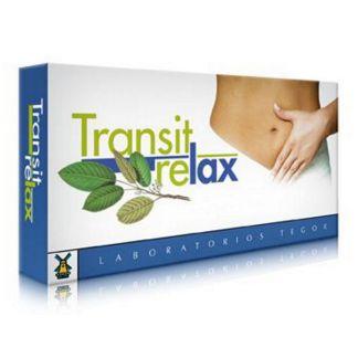 Transit Relax Tegor - 40 cápsulas
