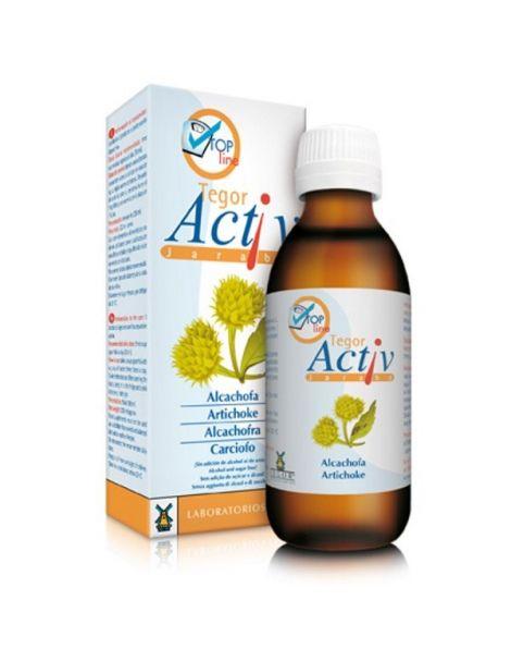 Tegor Activ Alcachofa Tegor - 200 ml.
