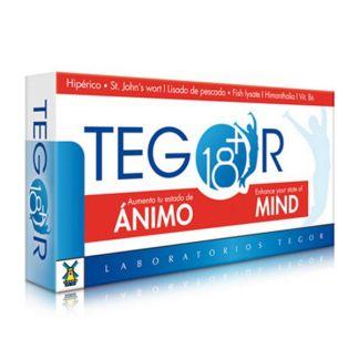 Tegor 18+ Tegor - 40 cápsulas