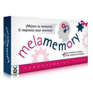 Melamemory Tegor - 30 comprimidos