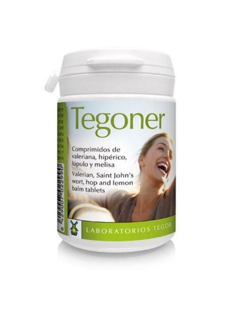 Tegoner Tegor - 120 comprimidos