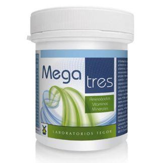 Megatres Tegor - 90 cápsulas