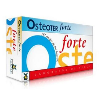 Osteoter Forte Tegor - 60 cápsulas