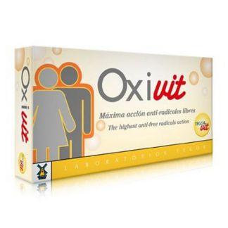 Oxivit Tegor - 40 cápsulas