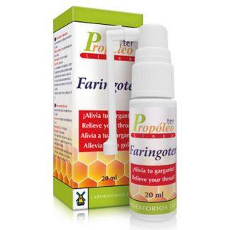 Propoleoter Faringoter Tegor - 20 ml.