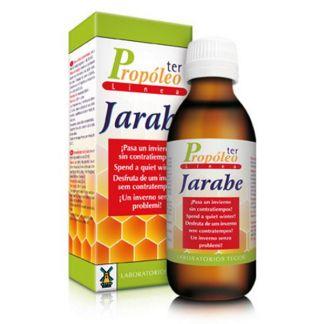 Propoleoter Jarabe Tegor - 200 ml.