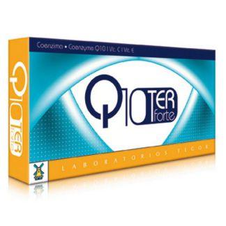 Q10 Ter Forte Tegor - 40 cápsulas
