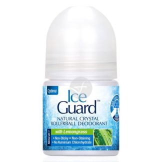 Desodorante Ice Guard Roll-on con Lemongrass Optima - 50 ml.