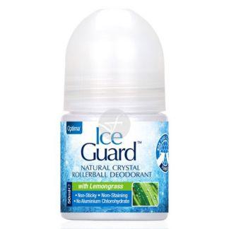 Desodorante Ice Guard Roll-on con Lemongrass Optima - 50 ml.