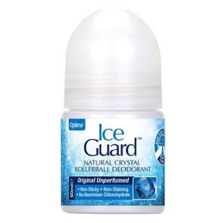 Desodorante Ice Guard Roll-on Natural Optima - 50 ml.