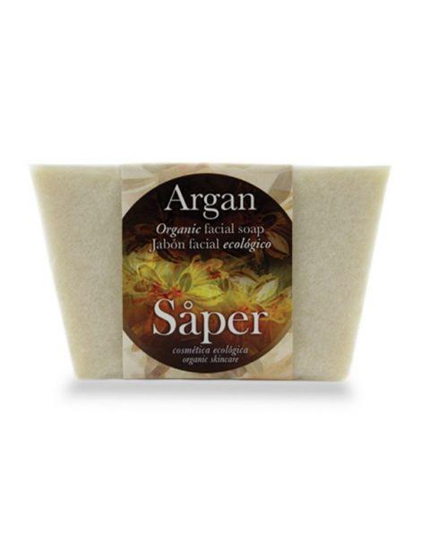 Jabón Facial de Argán Saper - 115 gramos