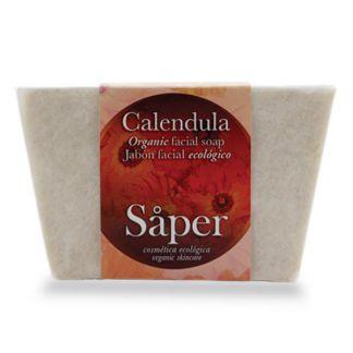 Jabón Facial de Caléndula Saper - 115 gramos