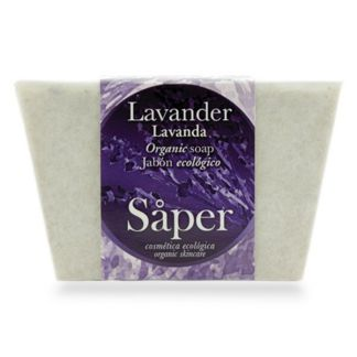 Jabón Corporal de Lavanda Lavander & Karité Saper - 115 gramos