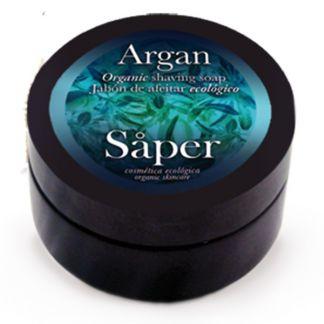 Jabón de Afeitar de Argán Saper - 100 ml.