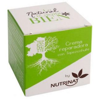 Crema Reparadora con Tepezcohuite Nutrinat - 50 ml.