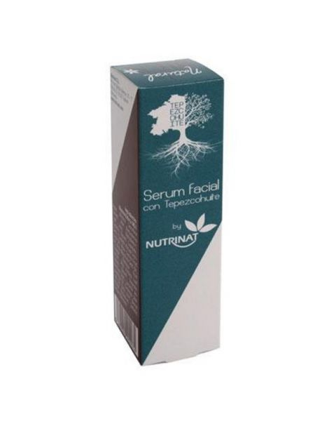 Serum Facial con Tepezcohuite Nutrinat - 30 ml.