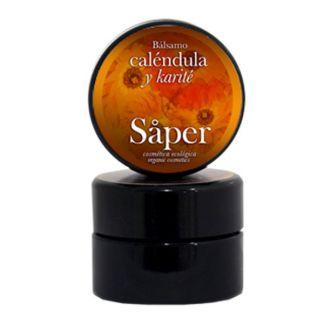 Bálsamo Labial Reparador de Caléndula Saper - 5 ml.