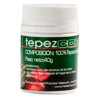 Tepezcohuite en Polvo Lumen - 40 gramos