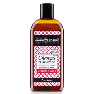 Champú Epigenético Cabello Graso Nuggela & Sulé - 250 ml.