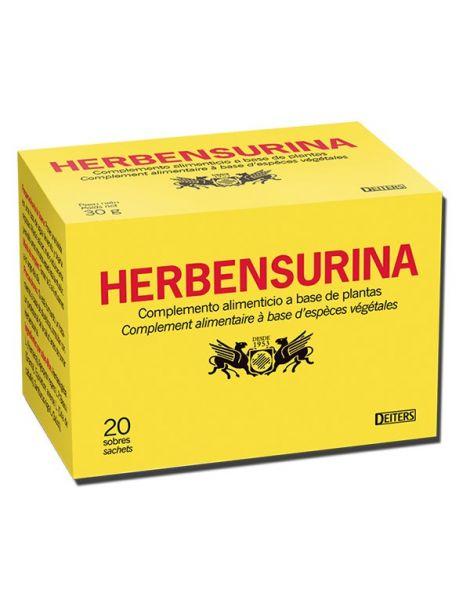 Herbensurina Deiters - 20 sobres