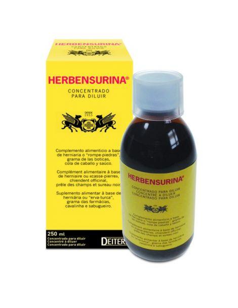 Herbensurina Deiters - 250 ml.