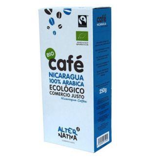 Café Molido Arábica Nicaragua Bio Alternativa3 - 250 gramos