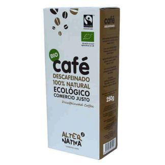 Café Molido Descafeinado Bio Alternativa3 - 250 gramos