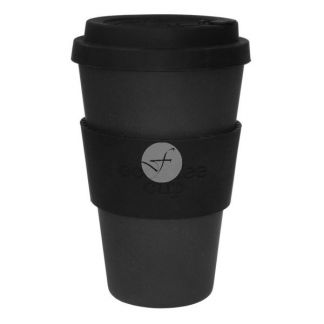 Vaso Bambú Negro Alternativa3 - 400 ml.
