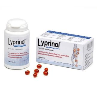 Lyprinol Advanced Universo Natural - 60 perlas