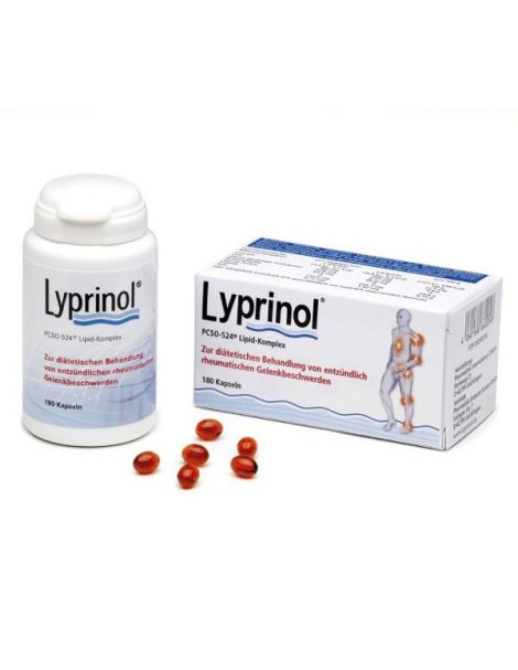 Lyprinol Universo Natural - 180 perlas