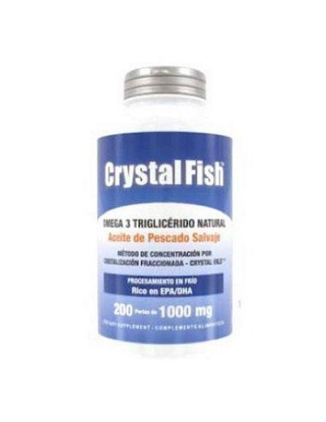 Crystal Fish Universo Natural - 100 perlas