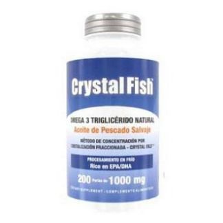 Crystal Fish Universo Natural - 200 perlas