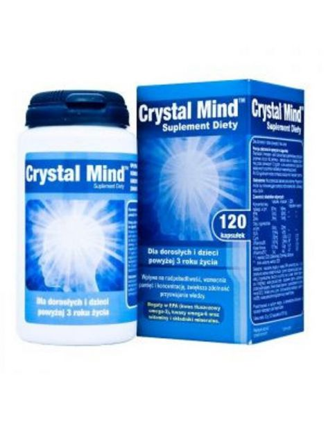 Crystal Mind Universo Natural - 120 perlas