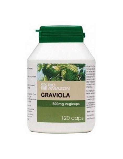 Graviola Universo Natural - 120 cápsulas