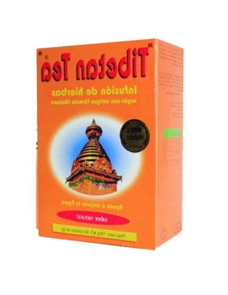 Tibetan Tea Sabor Natural - 90 bolsitas