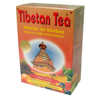 Tibetan Tea Sabor Frutas - 90 bolsitas