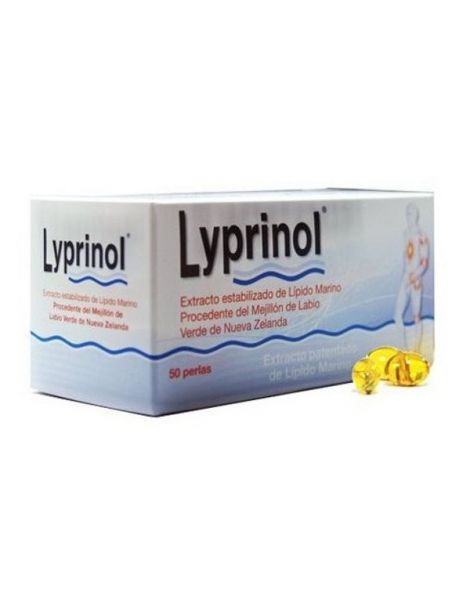 Lyprinol Universo Natural - 50 perlas