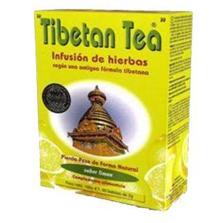 Tibetan Tea Sabor Limón - 90 bolsitas