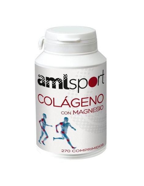 Colágeno con Magnesio AML Sport Ana Mª. Lajusticia - 270 comprimidos