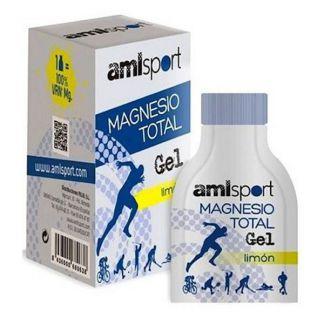 Magnesio Total Gel AML Sport Ana Mª. Lajusticia - 12 sobres