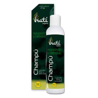Champú Cabello Fino y Delicado Irati Organic - 250 ml.