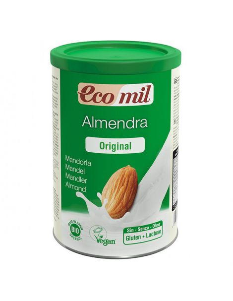 Bebida de Almendra Original Bio Ecomil - 400 gramos